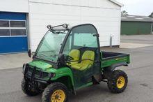 2008 John Deere XUV 850D ATV &