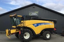 2012 New Holland CX8080 SLH 4WD