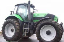 2010 Deutz-Fahr x 720 Tractor