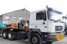 1996 MAN TGA Truck