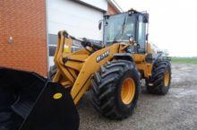 2015 Case IH 821F Wheel loader