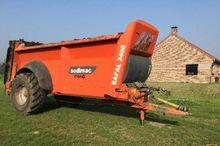 2012 rafal 3400 manure spreader