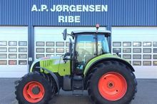 2010 CLAAS ARION 630 CIS Tracto