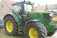2015 6215R FT4 Tractor