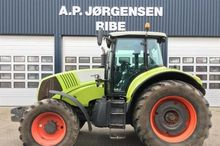 2007 CLAAS Axion 830 Tractor