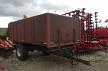 Used Tipvogn 11T m.