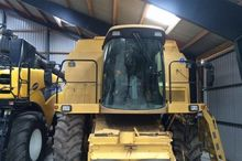 1997 New Holland TX68 SLH Combi