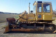 PR 721C Crawler-mounted loader