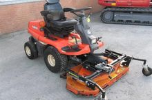 2008 Kubota F1900 4WD Riding la