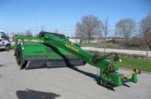 2011 John Deere 735 Mowing devi