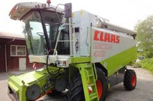 2000 CLAAS Lexion 430 Combine h