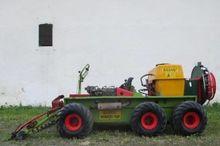 1985 Rasant Weinberg-Trak / Kom