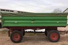 1995 Hoffmann K 80 two-axle tip