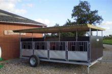 2016 Kalvevogn Fabriksny Cattle