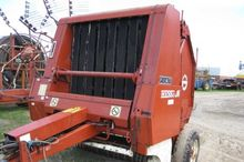 Used Hesston 5580 Ro