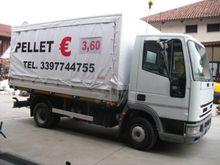1995 Iveco 75E14 Truck