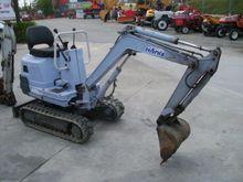 Used 2005 Hanix H08.