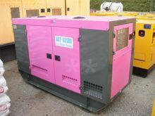 Ashita AG3-40SBG Generator
