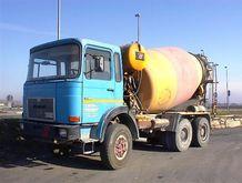 1985 Man 33261 Truck