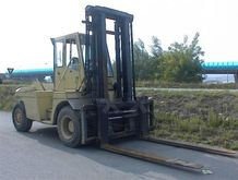 2000 Linde H100 Heavy Duty Fork