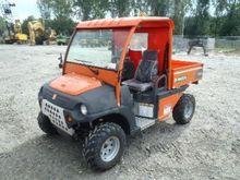 2010 Ausa TASK 50 Utility vehic