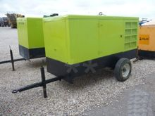 2006 Pramac GSW65 Generator