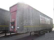 2000 Samro SR338DBR Semitrailer