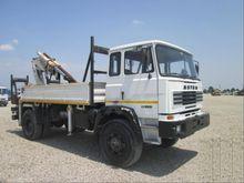 1984 Astra BM201 Truck