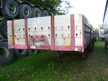 2000 Zorzi Semitrailer