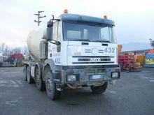 2003 Truck Mixer : Iveco CIFA 1