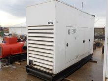 2010 Leroy Somer Generator