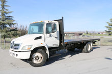 2007 Hino 268A 20ft Flatbed