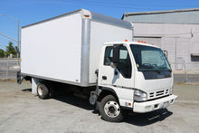 2007 Isuzu NPR HD 16ft Box Van