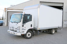 2014 Isuzu NPR HD 16ft Box Van