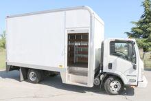 2014 Isuzu NPR HD 16ft Box Van