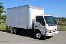 2006 GMC W3500 14ft Box Van Ram