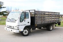 2007 Isuzu NPR HD 16ft Stakebed