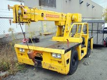 Used BRODERSON IC 80