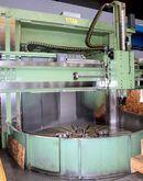 2000 TITAN CNC Vertical Turning