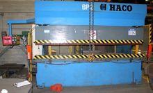 2000 HACO PPM36225 Hydraulic Pr