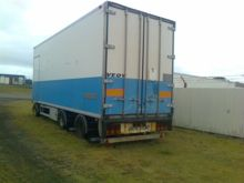Used 2002 TRAILER-BY
