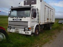 Used 1987 Scania P 8