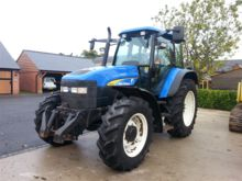 2005 New Holland TM140