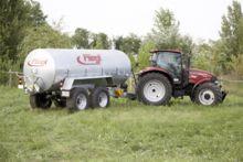 2014 Fliegl Water tank VFW-8600