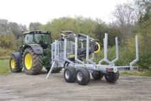 2014 Fliegl Forests Trailers wi