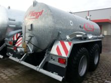 2015 Fliegl SFW 1200 L sex swal