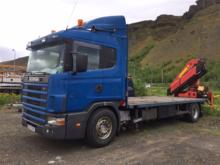 Used 1996 Scania R 1