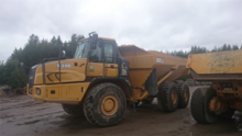 Used 2010 Bell B35D