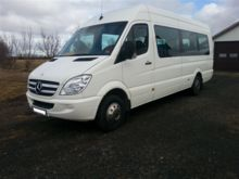 2007 Mercedes Benz Sprinter 518