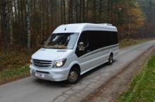 2016 Mercedes Benz 519 19 + 2